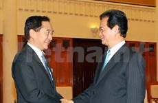 PM Dung pledges support for Kanagawa firms