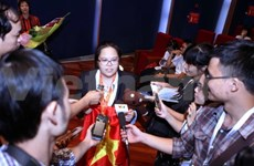 Vietnam wins two golds at int'l chemistry Olympiad
