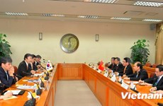 RoK wishes to further ties with Vietnam: RoK FM