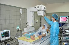 Vietnam-Japan digestive endoscopy centre inaugurated