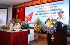 Seminar highlights first victory of navy, air defence-air forces