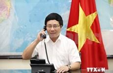 Vietnam, France discuss ways to boost partnership