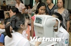Australian-funded vision project continues to benefit southerners