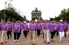 Laos marks 47th founding anniversary of ASEAN