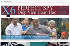 Bilingual website on noted spy launched