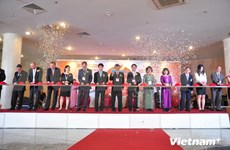 Vietnam Fisheries International Exhibition opens