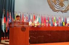 Vietnam highlights regional connectivity at ESCAP session