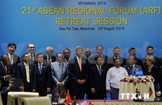 21st ASEAN Regional Forum issues Chairman's Statement