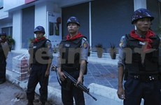 Myanmar lifts curfew in Mandalay
