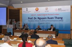 VASS president talks about Asia's new economic order in India