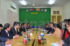 Vietnam, Cambodia foster links in ethnic affairs