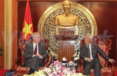 Vietnam wishes for closer ties with Netherlands