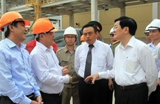 President asks Bac Giang to lure investment in agriculture