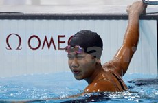 Vien pulls out of butterfly finals
