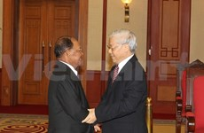 Vietnam prioritises stronger cooperation with Cambodia