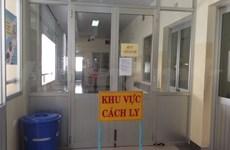 Vietnamese returnee from Ebola-hit Liberia quarantined