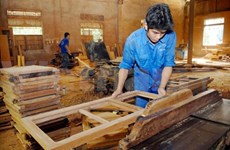 Project addresses timber trade