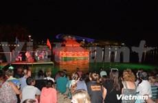 Vietnamese water puppetry leaves Astralian audiences stunned