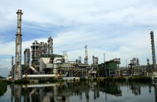 Dung Quat Refinery receives biggest crude carrier