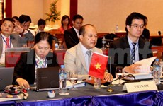 ASEAN boosts links in environment protection