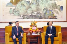 Party chief's Special Envoy visits China