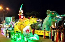 Tuyen Quang to host biggest street festival