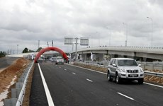 HCM City-Long Thanh-Day Giay expressway section inaugurated