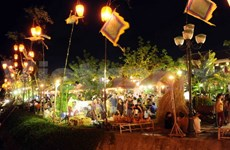 Hoi An's Mid-Autumn Festival attracts tourists