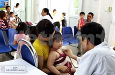 Around 1.6 million Hanoi kids to be vaccinated against measles