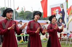 Phu Tho acts to save cultural treasures