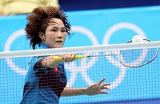 Trang prevails after slow start