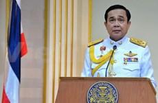 Thai interim government sworn in