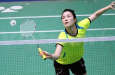 Trang stuns top seed Hsu to reach last four