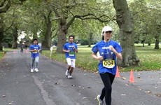 Overseas Vietnamese in UK hold charity run for children with HIV