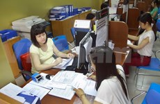 Hanoi promotes electronic tax declaration
