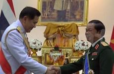 Vietnamese military officer awarded Thai order