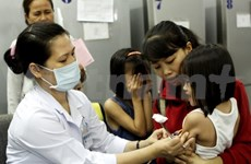 HCM City launches Measles, Rubella vaccination programme