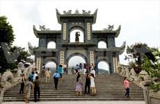 Linh Ung pagoda, attractive tourist site in Da Nang
