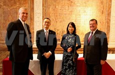 Duke of York hails private sector's role in boosting ties with Vietnam