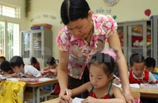 1.1 million Vietnamese children not in school: survey