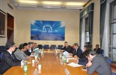 Vietnam, Italy to turn economic ties into pillar of strategic partnership