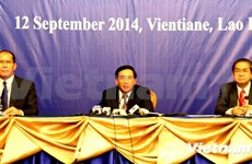 ASEAN Education Ministers' Meeting closes in Laos