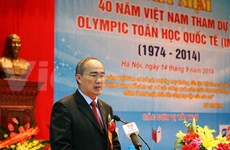 Vietnam celebrates 40 years of International Maths Olympiad participation
