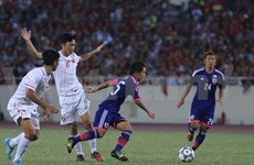 Vietnam defeated at Nuti-Food U19 Cup