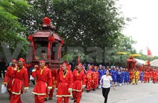 Con Son-Kiep Bac festival lures over 80,000 tourists