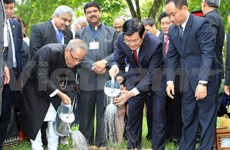 Vietnam, India issue joint communique