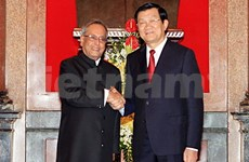 Vietnam, India agree to bolster strategic partnership