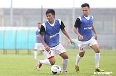 Vietnam face Iran in ASIAD football match