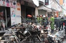 Fire in Ho Chi Minh City kills seven