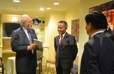 Deputy PM Vu Van Ninh visits US to further TPP negotiations
